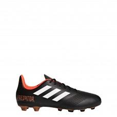 ADIDAS PREDATOR 18.4 FXG CP9243 BLACK JUNIOR FOOTBALL BOOTS