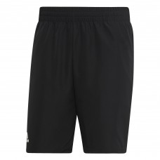 ADIDAS CLUB SHORT 9 DU0877 BLACK MENS TENNIS SHORT