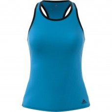 ADIDAS CLUB SHOCK CYAN LADIES TENNIS TANK DU0954