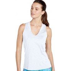 ELEVEN CORE LOVE WHITE LADIES TENNIS TANK CP300C-100