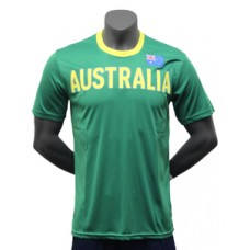 KELME NATION JERSEY T-SHIRT AUSTRALIA GREEN