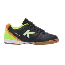 KELME K-PLAY OFF BLACK JUNIOR INDOOR SHOES