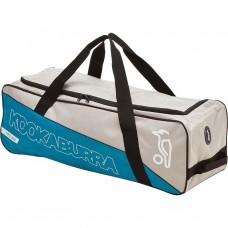 KOOKABURRA PRO 700 BAG GREY CRICKET BAG ON WHEELS