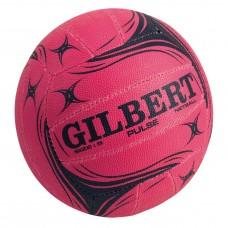 Gilbert PULSE SIZE-5 NETBALL PINK