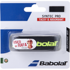 BABOLAT SYNTEC PRO BLK/YEL REPLACEMENT GRIP