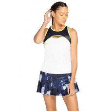 ELEVEN ZOOM TANK TOP LIME LADIES TENNIS