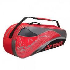 YONEX TEAM 6 PACK RED TENNIS BAG 4826EX
